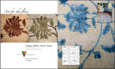Custom Carpets Featured in Luxe Magazine Chicago IL